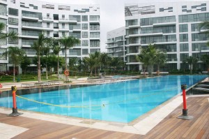 Reflections at Keppel Bay - Pool Facilities